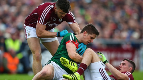 Galway and Mayo will meet for the first time in the All-Ireland football qualifiers