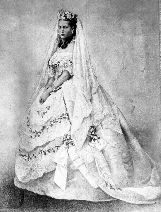 Princess Alexandra, March 10, 1863