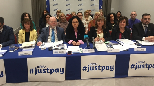 Nurses to meet Public Service Stability Agreement body over pay claim