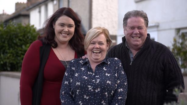 The Byrne family