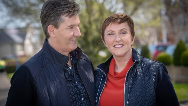 Daniel and Majella O'Donnell