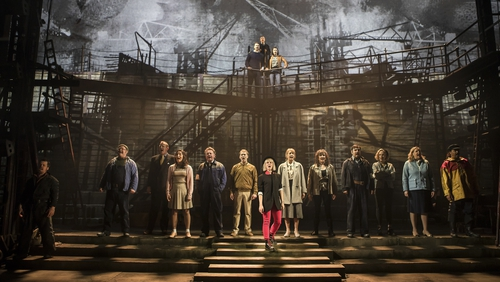 The Last Ship is at Dublin's Bord Gáis Energy Theatre from June 4 to 9