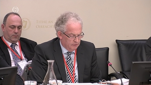 Tony 'Brien leaves his role as HSE Director General in about 12 weeks