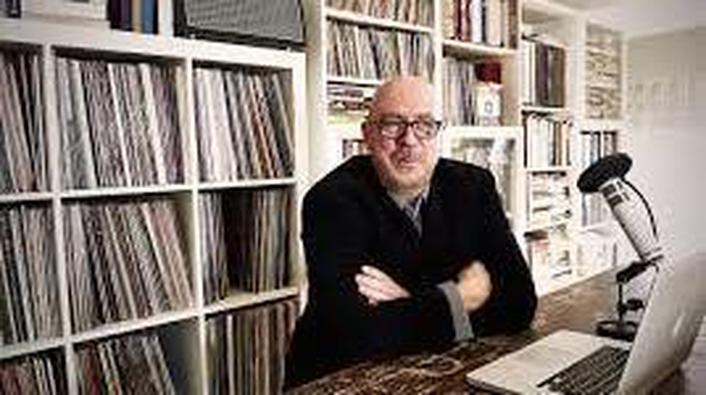 Simon Raymonde, founder of Bella Union record label