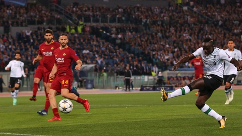 Sadio Mane scored a crucial goal to help Liverpool to the Champions League final