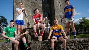 The Munster Championship throw-in on 20 May