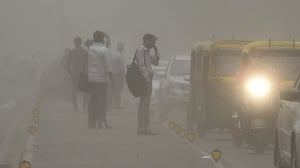The overnight dust storm worst affected the states of Uttar Pradesh and Rajasthan