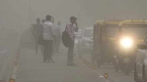 27 killed and 100 injured in Rajasthan's severe dust-storm