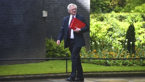 David Davis said the chances of the UK leaving the customs union on exit day were '100%'
