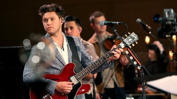 Niall Horan with the RTÉ Concert Orchestra premieres on RTÉ One this Saturday at 6:55pm