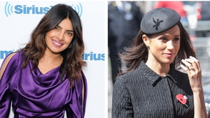 """Priyanka Chopra:  ''I'm so happy for everything that's happened to her, because I really feel like she's one of those female icons that I feel could be a strong idol for girls around the world""""."""