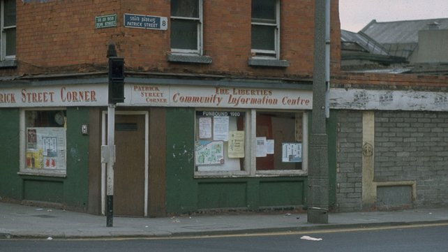 Liberties Community Information Centre, Patrick Street (1980)