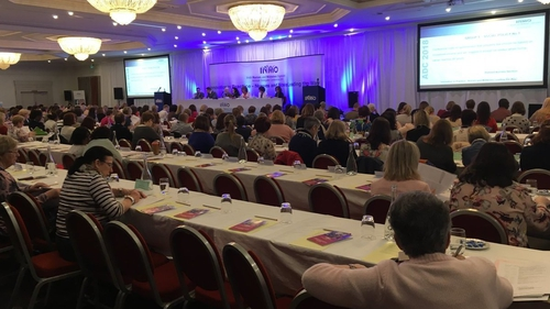 The INMO's annual conference in Cork