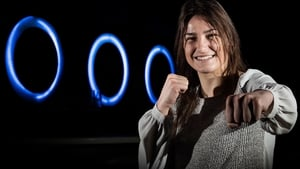 Katie Taylor: 'I'd absolutely love to fight in Ireland.'