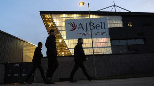 The AJ Bell Stadium
