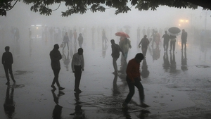 The India Meteorological Department has warned there are likely to be more storms over a wider area tomorrow