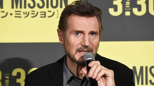 Charlie Johnson in the Flames sees Liam Neeson's veteran correspondent on a mission to find out who was responsible for the death of an innocent woman during civil unrest in Africa