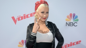 """Aguilera - """"It became something that I didn't feel was what I had signed up for in season one""""."""