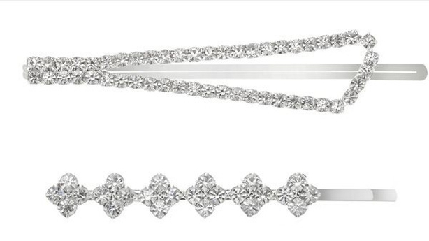 The Collection - Crystal hair slide