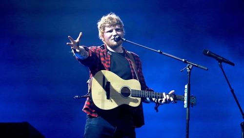 Ed Sheeran is Dublin-bound