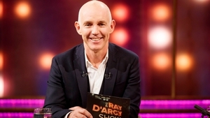 The Ray D'Arcy Show is on RTÉ this Saturday March 9 at 9.55pm