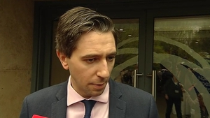 Simon Harris said it is important that the State Claims Agency goes before the finance committee or the Public Accounts Committee