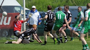 Lorcan Mulvey's goal gave London a platform for victory in 2013