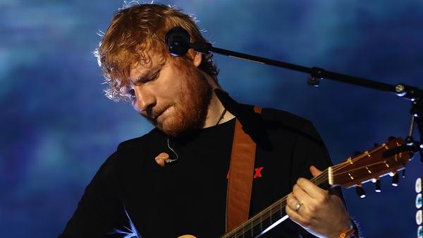 Ed Sheeran: