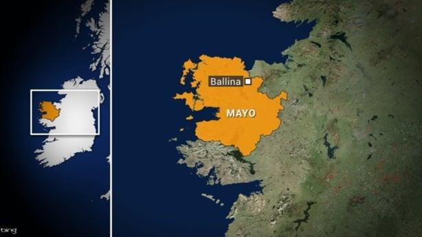 Man dies in plane crash in Co Mayo