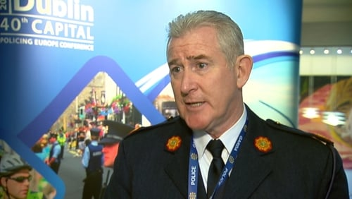 The Assistant Commissioner in charge of policing Dublin, Pat Leahy, said they have carried out tactical exercises for such an event