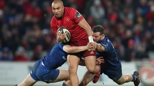 Simon Zebo's next game is a semi-final clash with Leinster