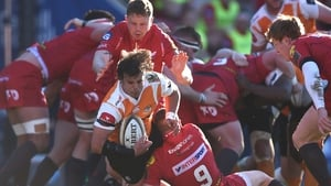 Cheetahs were no match for Scarlets