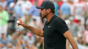 Jason Day shot a 67 to move to 10 under