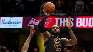LeBron, once again, proved the match-winner for Cleveland
