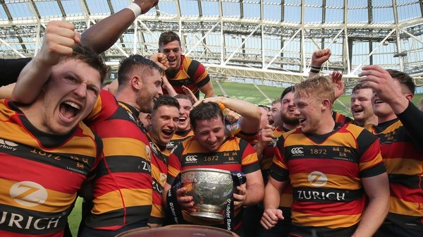 Lansdowne are the champions