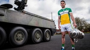 David King says Offaly are now playing with more freedom