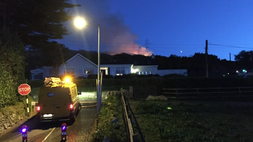Gardaí Find Cannabis Grow House After Fire In Marino