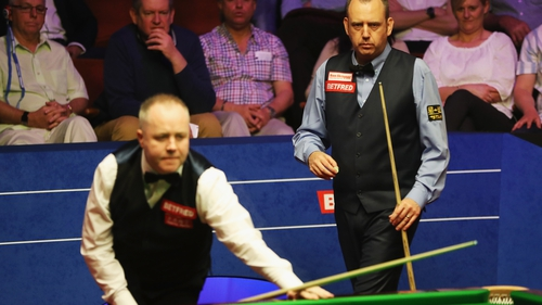 Williams (r) led 5-1 at one stage