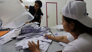 It was the first general election in Lebanon in more than nine years