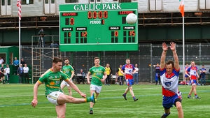 Leitirm were in danger of exiting the Connacht Championship