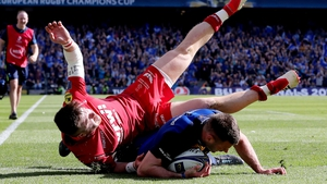 Fergus McFadden will miss the rest of the season but there is better news elsewhere for Leinster