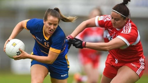 Wicklow had no trouble in securing the title