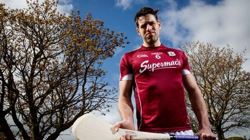 Gearóid McInerney and Galway head to Tullamore at the weekend