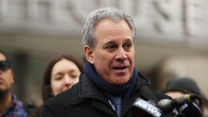 Eric Schneiderman contests the allegations