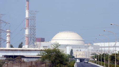UN said Iran had this week exceeded the maximum stock of enriched uranium allowed under its 2015 deal with major powers