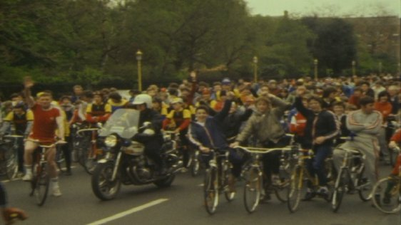 National Bike Day 1983