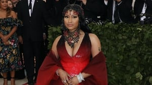 Nicki Minaj annouced new album at the Met Gala