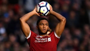 Joe Gomez will also miss the World Cup