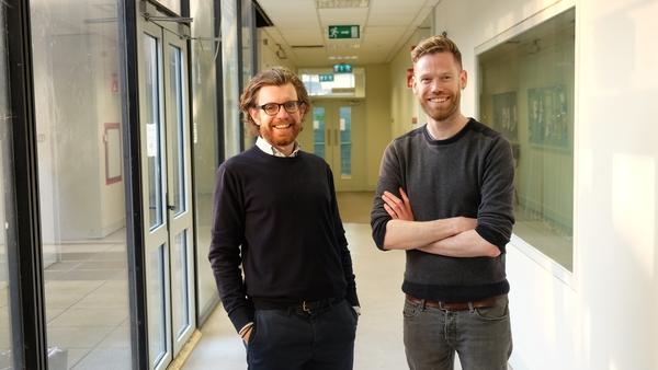 Zbyszek Zalinski and Neil Doherty