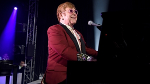 Elton: unlikely to stop being the piano player at a venue vaguely near you